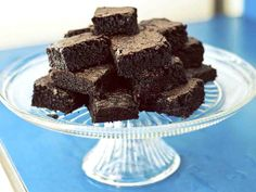 You will never use box mix again after trying this basic brownie recipe. So so simple and people rave about it whenever I make them.