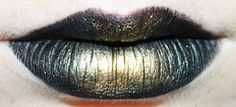 Sugarpill Chromalust Pigment - Goldilux(eyes & lips) - for Loki makeup!