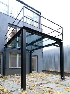 Chicago area Steel and Glass Balcony | Yelp