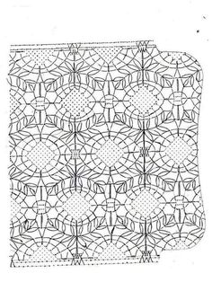 Bolso Bobbin Lace Patterns, Lacemaking, Lace Border, Diy And Crafts, Shoulder Bag, How To Make, Aurora, Google, Ideas