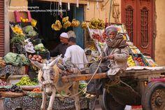 https://flic.kr/p/dq2nbv | Luxor, Old Quarter, Bazar life