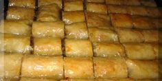 Baklava sa filom od lesnjake i orahe (Bajramska baklava) — Coolinarika