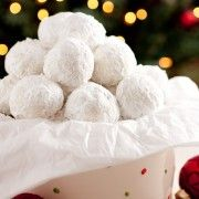 Perfect Oatmeal Cookies Cooking Classy: Snowball Cookies S'mores Cookies S'mores Cupcakes S'mores Hot Chocolate Köstliche Desserts, Holiday Desserts, Holiday Baking, Holiday Treats, Holiday Recipes, Christmas Recipes, Family Recipes, Dessert Recipes, Snowball Cookies