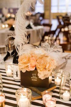50 Great Gatsby Party Decor Ideas 25