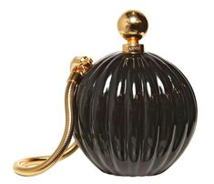Lanvin Enameled Resin Perfume Show Clutch picture