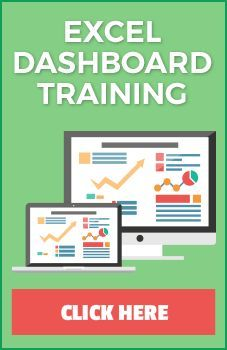 Online Excel Dashboard Training