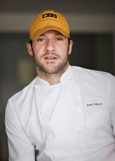 """A native of Charlotte, North Carolina, Sam was voted 'Fan Favorite' on Bravo's """" Top Chef"""" TV series. Sam is also a #diabetic committed to #diabetes awareness."""