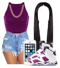 """""""And im leaving and im gone"""" by bestdressed101 ❤ liked on Polyvore featuring NIKE and Coach"""