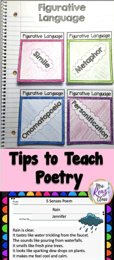 10 Tips to Teach Poetry
