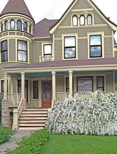 bunglehouse gray queen ann paint