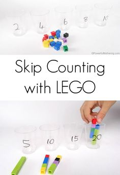 Skip Counting with L