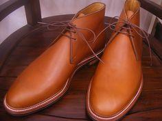KOKON FactoryMade「410」オイルカーフナチュラル #gloucesterroad #kokon #shoes #mensshoes