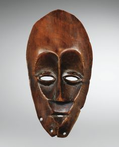Masque en ivoire, Lega, République Démocratique du Congo -  LEGA IVORY MASK, DEMOCRATIC REPUBLIC OF THE CONGO -    haut. 21 cm 8 1/4 in