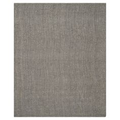 Safavieh Serena Natural Fiber Area Rug - Light Grey (10' X 14')