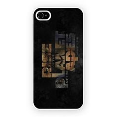 Rise Planets Of The Apes iPhone 4/4S and iPhone 5 Cases