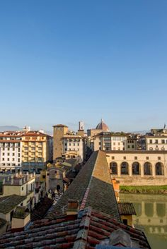What We Love: The magnificent location, on one end of the famous Ponte Vecchio bridge. #Jetsetter Torre Mannelli Suites (Florence, Italy)
