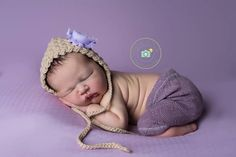 Crochet Pattern for Victorian Baby Bonnet Hat by crochetbyjennifer
