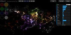 Galaxy Generators (online) url: http://29a.ch/sandbox/2011/neonflames/