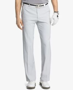 b21ae37646489c Izod Men s Performance Stretch Golf Pants - Gray 34x30 Golf Pants