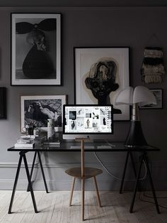 TDC: Lotta Agaton's home photographed by Pia Ulin for Residence