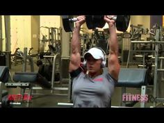 Training shoulders with Hany Rambod~Nicole Wilkins: Better Than Ever Video Series - Episode 5