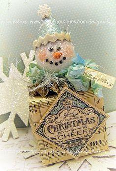 pretty Christmas decoration!