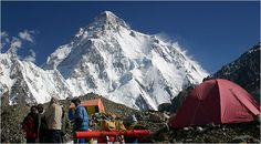 K2 Mountain Base Camp K2 Base Camp Trek (20 May 2013) For Joining our groups please contact ...