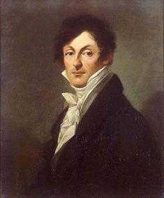 AI general ruso Tolstoi Osterman, 1810. Romanticismo - Pierre Paul Prud'hon
