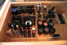 Image result for make-up drawer organizer