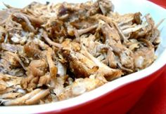 Rub! Three Meals One Pot: Smokey Slow Cooker Pulled Pork