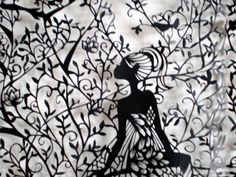 Paper Cutting Art   incredible paper cutting art insanetwist com