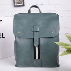 Free shipping 2014 New British fashion leather bag backpacks women backpack Personalized school bags