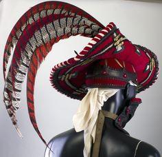Witch hunter head gear by Valimaa.deviantart.com on @deviantART