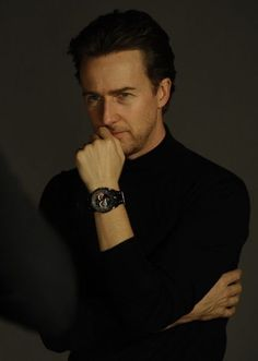 Edward Norton Is New Male Face Of Breil Watch Ads: High Price For The Actor?
