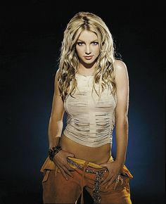 Britney Spears (September 2001 by Patrick Demarchelier) #RollingStone