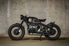 BMW R80 by ER Motorcycles