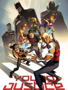 618 Best Young Justice images in 2019 | Young Justice, Young justice