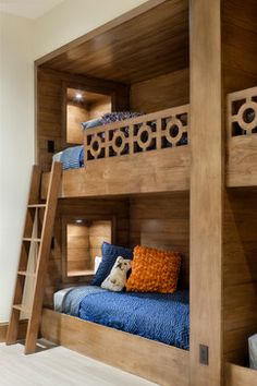 Lake Austin Retreat - contemporary - kids - austin - by JAUREGUI Architecture Interiors Construction