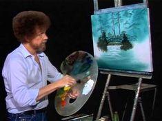 Bob Ross Winter Mist - The Joy of Painting (Season 1 Episode 4) - YouTube