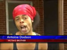Antoine Dodson Hide Yo Kids Hide Yo Wife Interview (Original) Antione Dodson Hide Yo Kids Hide Yo Wife original interview is considered to be one of the best news interviews ever. Funny Shit, Haha Funny, Hilarious, Funny Stuff, Funny Things, Lol, Whatsapp Videos, It Goes On, I Love To Laugh