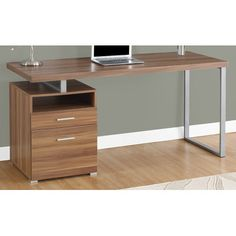 Monarch Specialties Inc. Computer Desk & Reviews | Wayfair