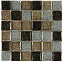 Maniscalco tile for backsplash? Mosaic Glass, Barn Wood, Backsplash, Tiles, Crystals, Stone, House, Home Decor, Room Tiles