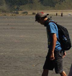 Lautan pasir daerah tengger