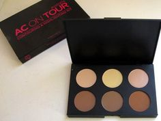 Australis contour kit. Supposed to be a dupe for ABH contour kit