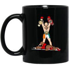 Conor McGregor MMA Mug Cj Watson Coffee Mug Tea Mug