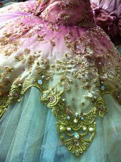 San Francisco Ballet costumes