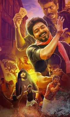 Happy News For Thalapathy Vijay Fans Hindi Movies Online Free, Latest Hindi Movies, Hindi Bollywood Movies, Bollywood Actors, Tamil Movies, Actor Picture, Actor Photo, Mersal Vijay, Hindi Movie Film