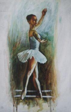 Hussain Alheidary - ballet danseres 2