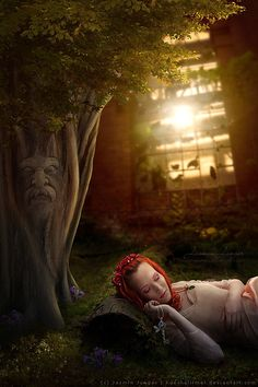Photo Manipulations by Jasmin Junger