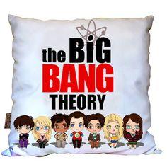 Badulaques e Cia: The Big Bang Theory...quem resiste!!!